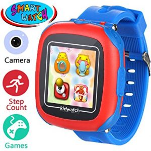 Best Fitness Tracker For Kids Review – games