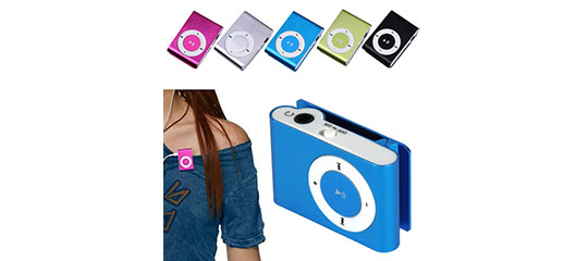 TOP 8 Best Mp3 Player for Kids Reviewed & Tested in 2019