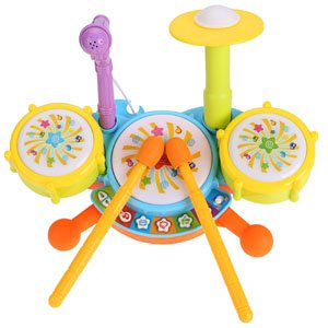 Best Drum Set for Toddler