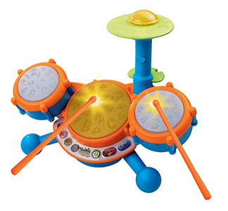 VTech KidiBeats Drum Set Review