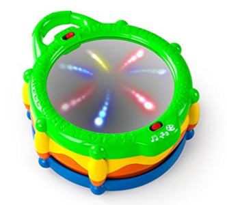 Bright Starts Baby Light and Giggle Drum Review