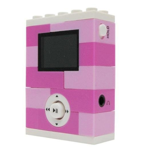 Pink Color MP3 Player Review