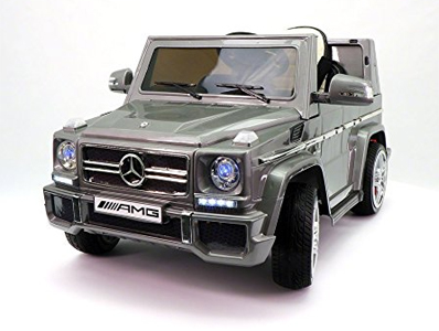 Mercedes G65 AMG Electric Kids Car Review