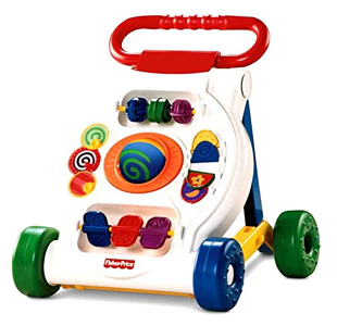 Fisher-Price Bright Beginnings Activity Walker Review