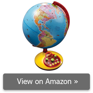 Educational Talking Globe review