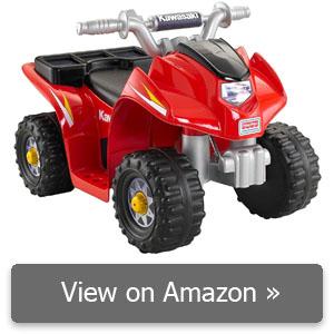 Power Wheels Kawasaki Lil' Quad review
