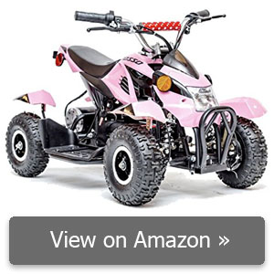 Rosso Motors Kids ATV 4 Wheeler review