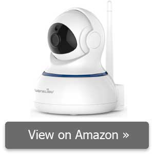 Wansview Wireless 1080P IP Camera review