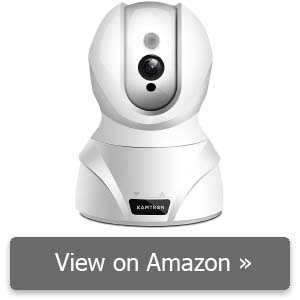 Wireless Security Camera with Two-way Audio - KAMTRON review
