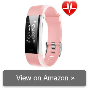LETSCOM Fitness Tracker HR, Activity Tracker Watch with Heart Rate Monitor review
