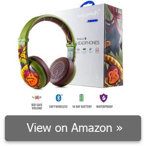 ONANOFF BuddyPhones Wave Wireless Bluetooth Headphones for Kids review