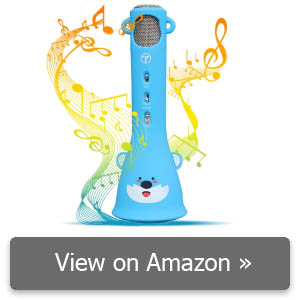 Tosing wireless Karaoke Microphone for Kids review