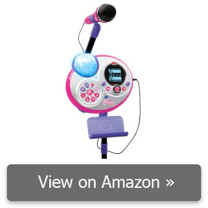 VTech Kidi Super Star Karaoke System with Mic Stand review