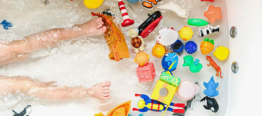 Best Bath Toys for Preschoolers - banner
