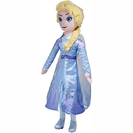 Franco Kids Super Soft Plush Cuddle Pillow Buddy – Frozen 2 Elsa Quality Plush Doll