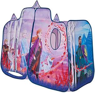 Kids' Pop-up Tent - Frozen 2 Kid's Playhouse (Pop-up tent for indoor-outdoor activities) (table)
