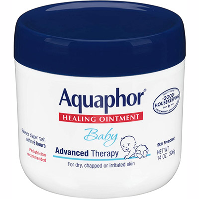 Aquaphor Baby Healing Ointment – Best Multi-Purpose (table)