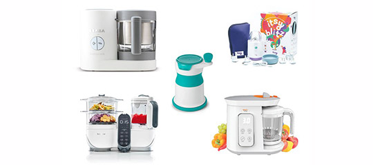 Best Blender to Puree Baby Food - banner