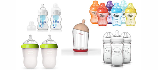 Best Bottle Nipples for Breastfed Babies - banner