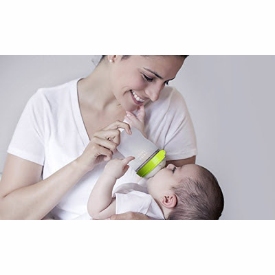 Comotomo Baby Bottle - Best Overall and Travel