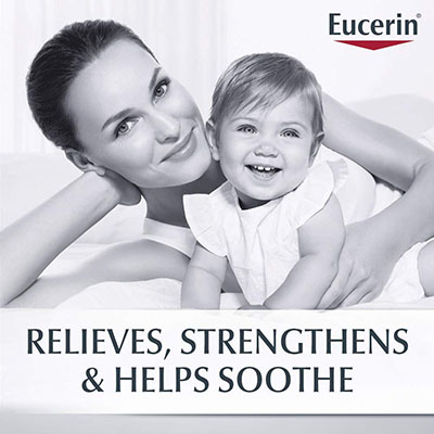 Eucerin Baby Eczema Relief Body Cream – Best Irritation Relieverr