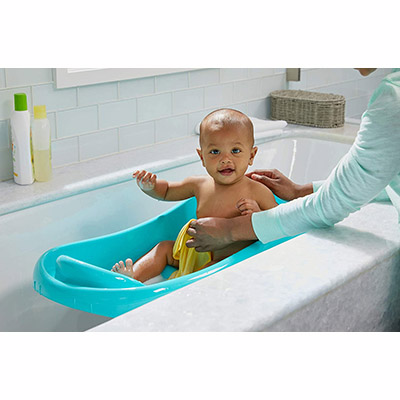 First Year's Bathtub - Best Comfort and Quality for Infants through Toddler Age