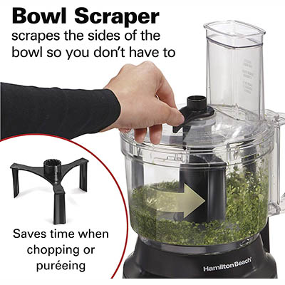 Hamilton Beach Food Processor – Best Chopper