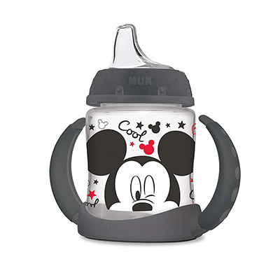 Nuk Disney Learner Sippy Cup - Best Transitioning Cup (table)