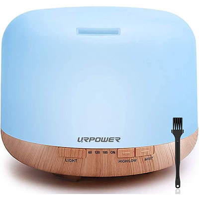 URPower 500 ml Humidifier – Most Powerful (table)