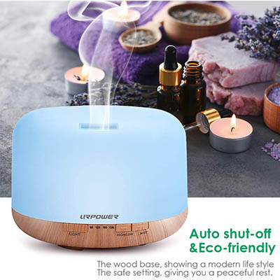 URPower 500 ml Humidifier – Most Powerful